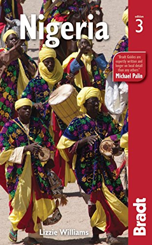 Nigeria (Bradt Travel Guides) von Bradt Travel Guides