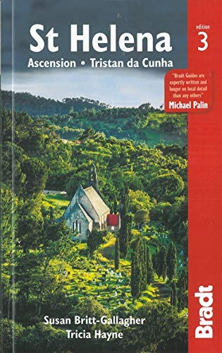 St. Helena (Bradt Country Guides) von Bradt Travel Guides