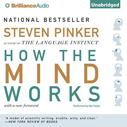 How the Mind Works von Brilliance Audio