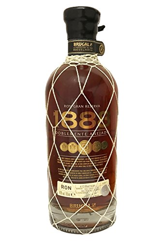 Ron Brugal 1888 Gran Reserva Familiar Edición Limitada 0,7l von Brugal
