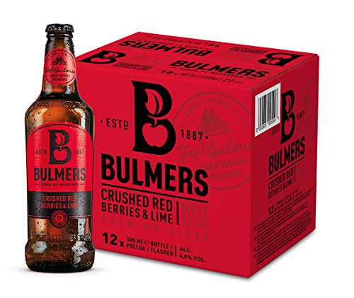 Bulmers Red Berries Cider (12 x 0.5 l) von Bulmers