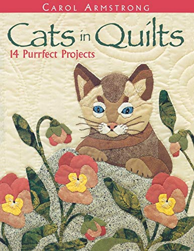 Cats in Quilts. 14 Purrfect Projects - Print on Demand Edition von C&T Publishing, Inc.