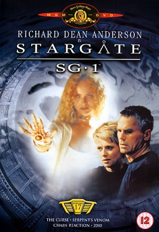 Stargate SG-1 [UK Import] von CD