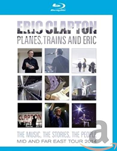 Eric Clapton - Planes, Trains and Eric [Blu-ray] von CLAPTON,ERIC