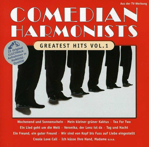 Greatest Hits Vol.1 von COMEDIAN HARMONISTS