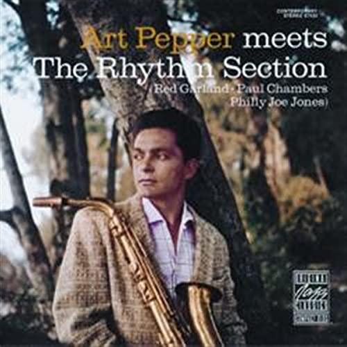 Art Pepper Meets the Rhythm Section von CONCORD