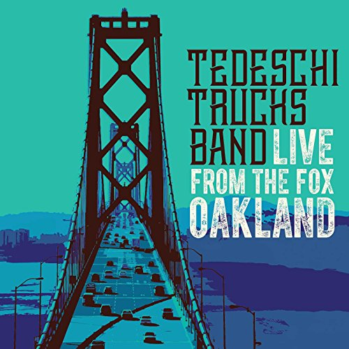 Live from the Fox Oakland (Dlx.2cd/Dvd) von CONCORD