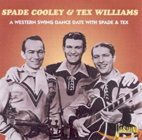 A Western Swing Dance Party von COOLEY,SPADE & WILLIAMS,TEX