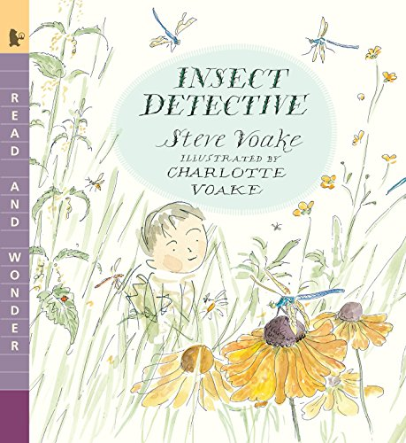 Insect Detective: Read and Wonder von Candlewick