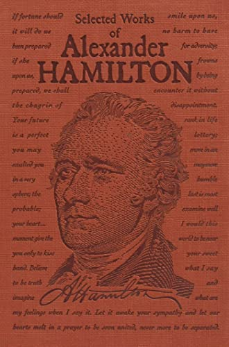 Selected Works of Alexander Hamilton (Word Cloud Classics) von Simon + Schuster Inc.