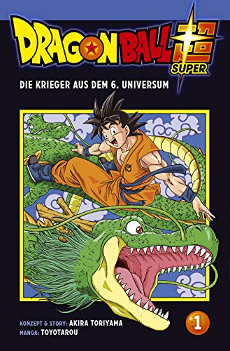 Dragon Ball Super 1 von Carlsen