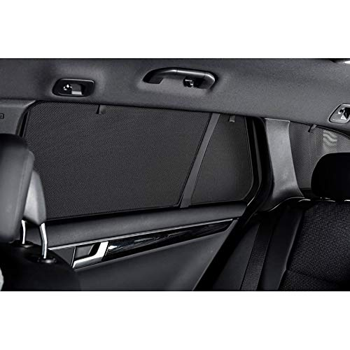 Set Car Shades Mitsubi Colt 5 doors 2005-2008 von Carshades