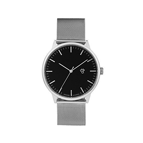 Cheapo Nando Watch - Silver / Black von Cheapo