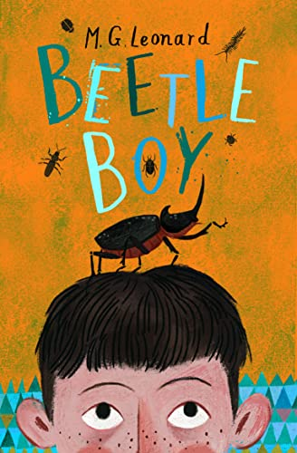 The Battle of the Beetles 1: Beetle Boy von Scholastic Ltd.