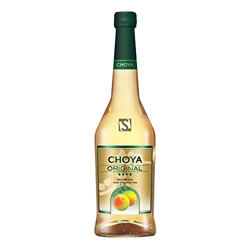 Choya - Original Japanese Ume Fruit - 0,75l 10% Vol. von Choya