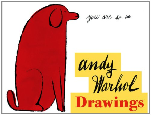 Andy Warhol Drawings von Abrams & Chronicle Books