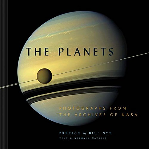 The Planets: Photographs from the Archives of NASA (Planet Picture Book, Books about Space, NASA Book) von Chronicle