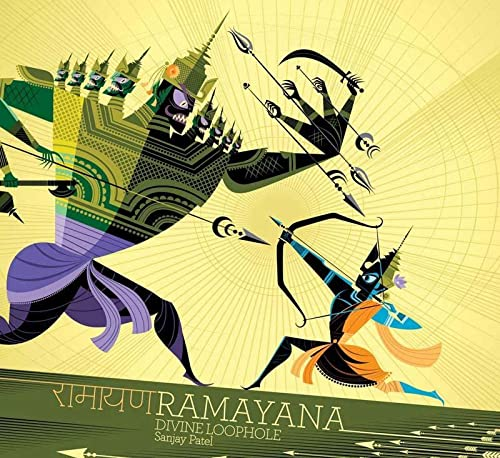Ramayana: Divine Loophole von Chronicle Books