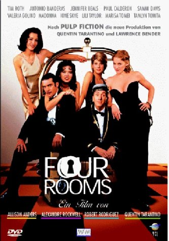 Four Rooms von Cine Plus Home Entertainment GmbH