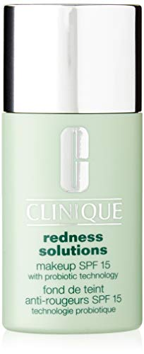 Clinique Redness Solutions Makeup 03 calming ivory, 1er Pack (1 x 30 ml) von Clinique