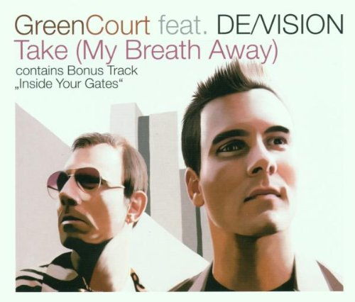 Take (My Breath Away)/Inside Y von Club Culture (Warner)