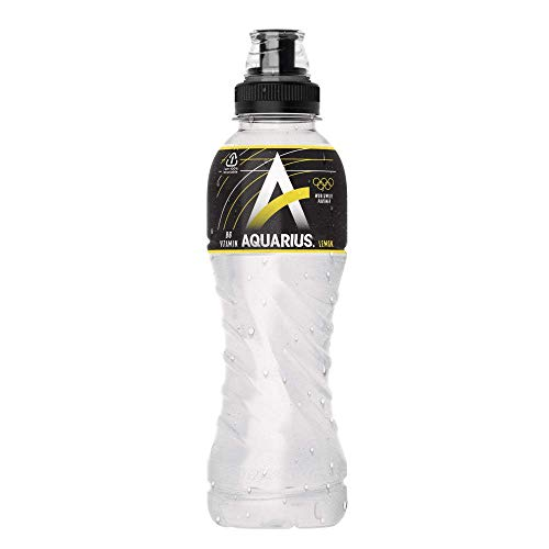 Aquarius Lemon PET 4 x 6 x 500 ml Flasche von Coca-Cola