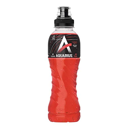 Aquarius Redpeach PET 6 x 4 x 500 ml Flasche von Coca-Cola