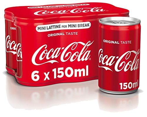 Coca Cola Original Coke (12x150ml Dose) von Coca Cola