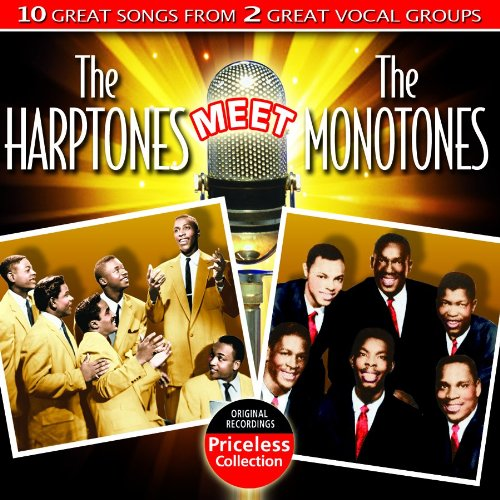 Harptones Meet the Harptones von Collectables