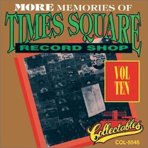 Times Square Record Shop #10 von Collectables