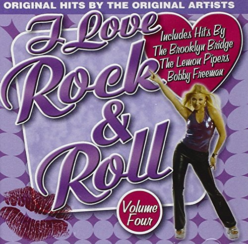 Vol.4-I Love Rock N Roll von Collectables