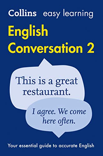 Easy Learning English Conversation: Book 2 (Collins Easy Learning English) von HarperCollins Publishers
