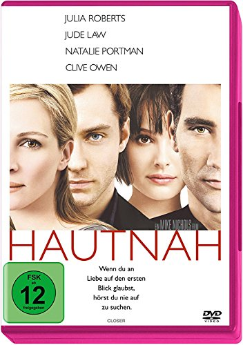 Hautnah - Closer von Sony Pictures Home Enter.