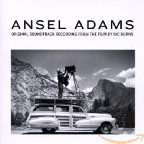 ANSEL ADAMS: ORIGINAL SOUNDTRACK RE von Green Linnet (H'Art)