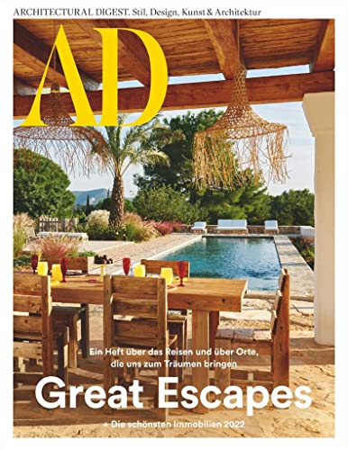 AD Architectural Digest German edition von Conde Nast Germany