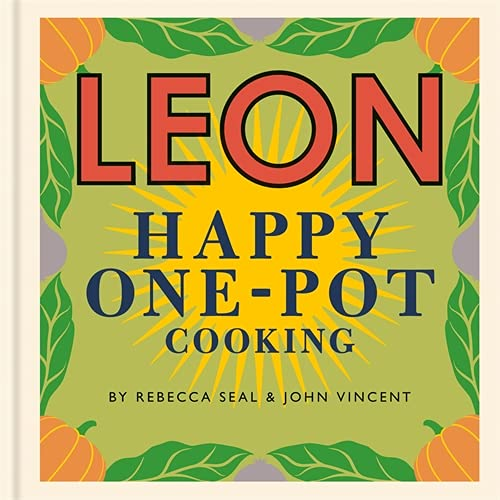 LEON Happy One-pot Cooking (Happy Leons) von Conran