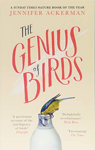The Genius of Birds von Little, Brown Book Group