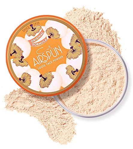 COTY Airspun Loose Face Powder - Translucent von Coty