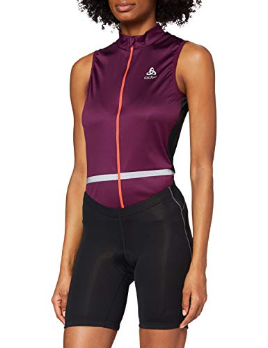 Craft Damen Greatness Fahrradunterhose, Black, S von Craft