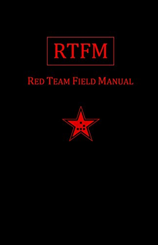 Rtfm: Red Team Field Manual von CreateSpace Independent Publishing Platform