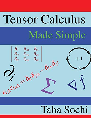 Tensor Calculus Made Simple von CreateSpace Independent Publishing Platform