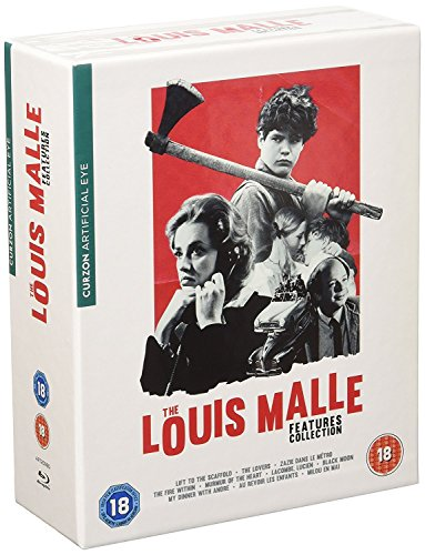 The Louis Malle Collection [DVD] [UK Import] von Curzon Artificial Eye