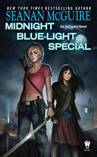 Midnight Blue-Light Special (InCryptid, Band 2) von DAW
