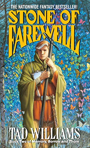 The Stone of Farewell: Book Two of Memory, Sorrow, and Thorn (Osten Ard, Band 2) von DAW