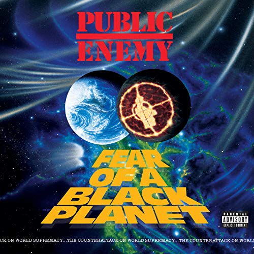 Fear Of A Black Planet von DEF JAM (PHO)