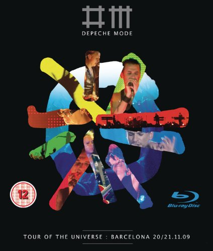 Depeche Mode - Tour Of The Universe/Barcelona 20./21.11.09 [Blu-ray] von Depeche Mode