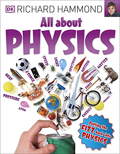 All About Physics (Big Questions) von Dorling Kindersley Uk
