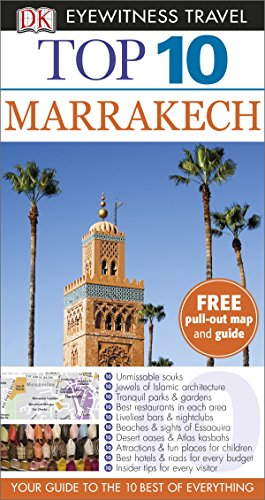 Top 10 Marrakech (DK Eyewitness Travel Guide) von Penguin Uk; Dorling Kindersley