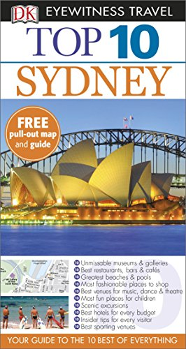 Top 10 Sydney (DK Eyewitness Travel Guide) von DK Eyewitness Travel