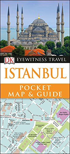Istanbul Pocket Map and Guide (DK Eyewitness Travel Guide) von DK Eyewitness Travel